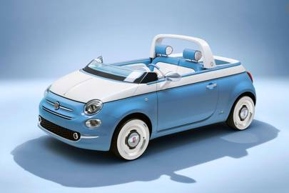 The Fiat 500 Spiaggina Is Ultimate Beach Cruiser