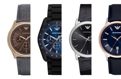 watches news and features gq