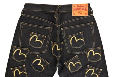 bff7a40c17cc The History of Cool  How Evisu jeans changed fashion