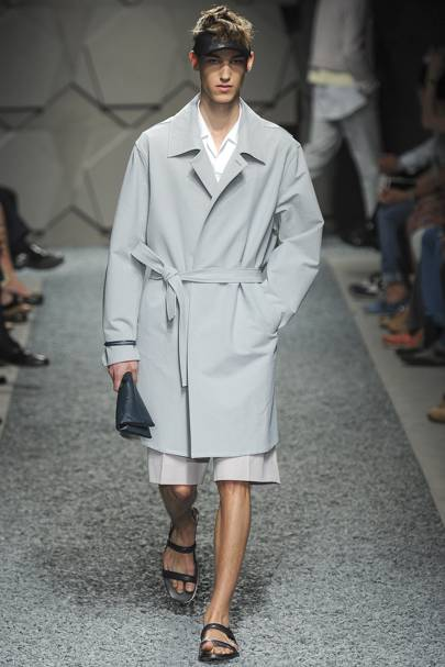 Long coat summer - Z Zegna
