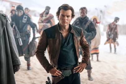 Solo: A Star Wars Story - in UK cinemas from Friday 25 May