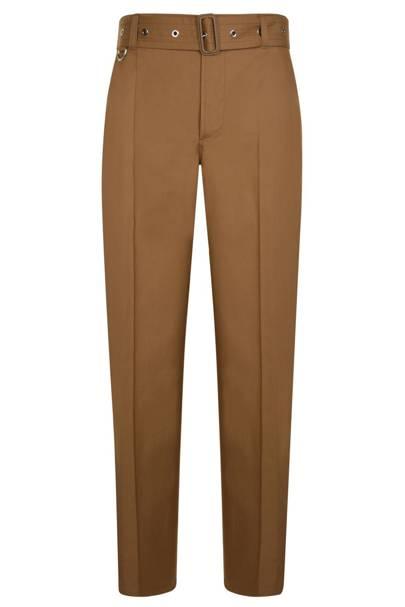 2. The non-suit suit trousers