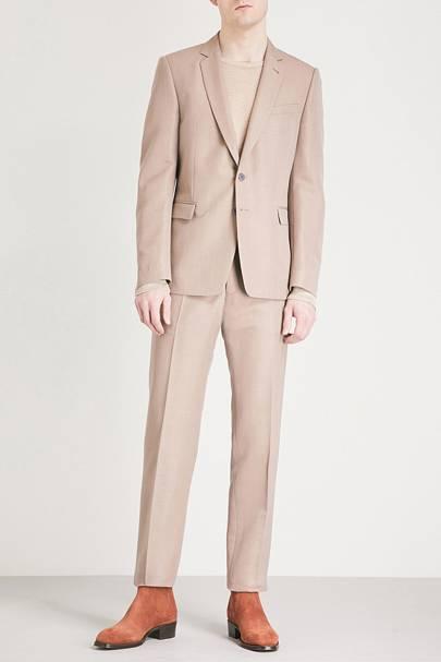 Suit by Dries Van Noten
