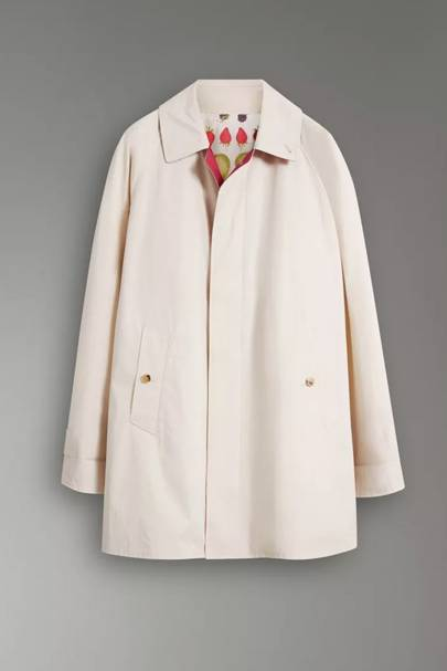 Car coat by Burberry