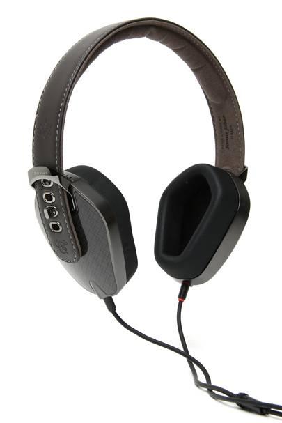 Canali x Pryma headphones