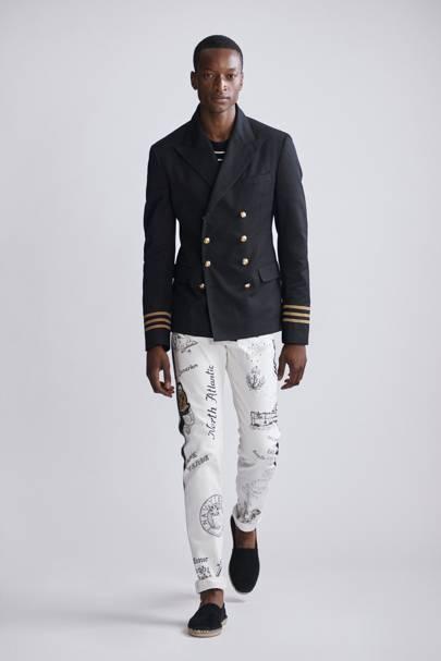 e197ad8d8933 Ralph Lauren Spring Summer 2019 Menswear show report