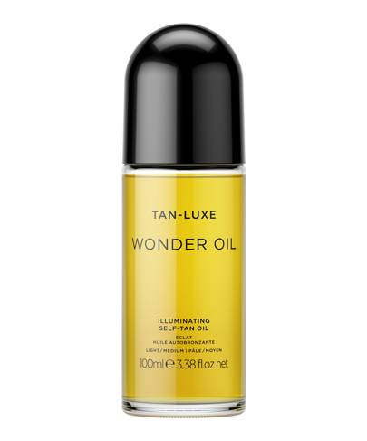 Tan-Luxe Wonder Oil (Illuminating Self-Tan Oil)