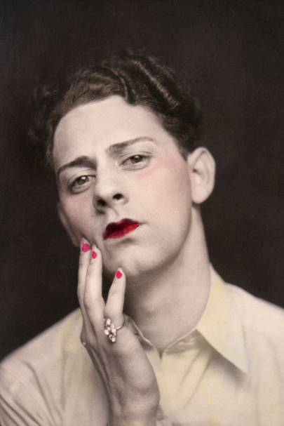 Ongoing: A Secret History of Cross-Dressers at Photographer's Gallery