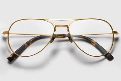 Bespoke glasses by Tom Davies
