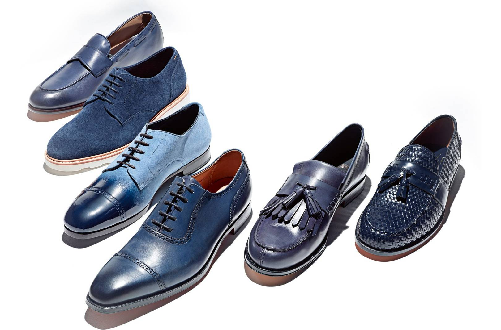 2. Some Basic Advice About the Basics The one shoe every man should own is a black lace-up. You can dress it up or dress it down; it'll work with everything from jeans to suits.