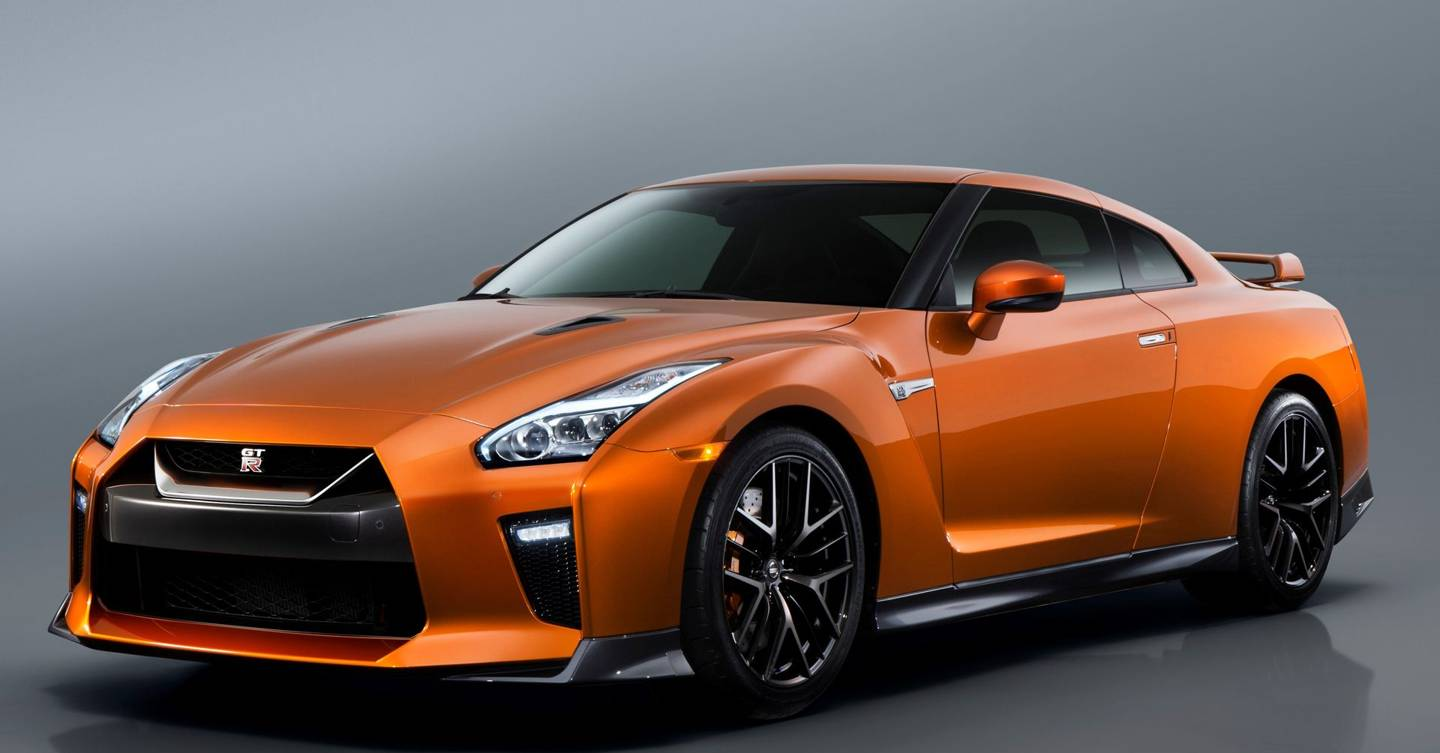 nissan gt-r 2016: nissan reveals new flagship sports car | british gq