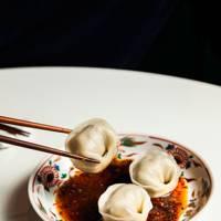 Ongoing: Dumpling set menu at XU
