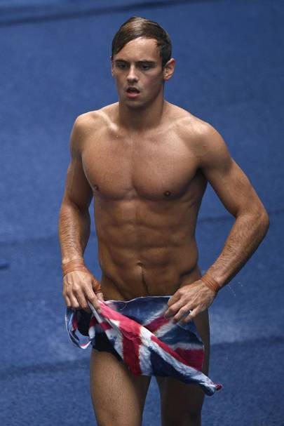 9. Tom Daley