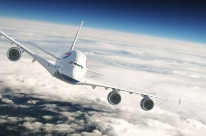 25. British Airway's A380 service to Los Angeles