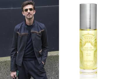 Teo van den Broeke, GQ Style & Grooming Director, picks Eau De Campagne by Sisley and The Vert by Le Labo