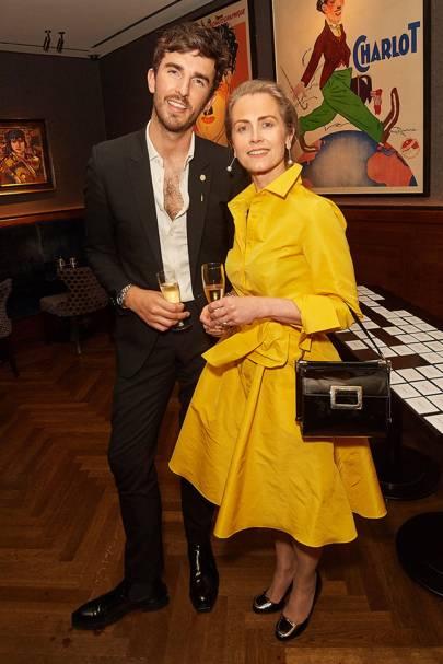 Teo van den Broeke and Sabine Vandenbroucke