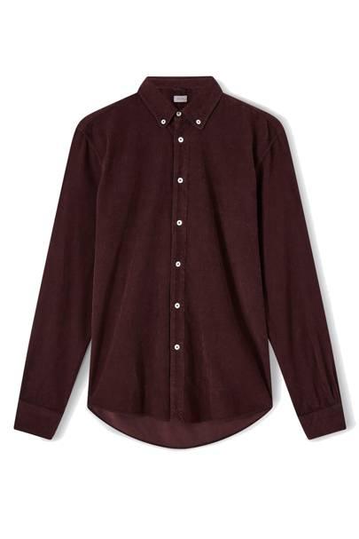 Jigsaw Man corduroy shirt