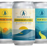 Non-Alcoholic Beer by The Athletic Brewing