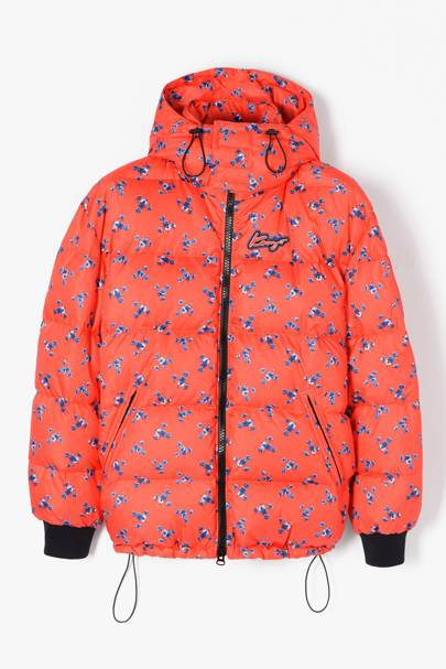 Jacket by Kenzo, £585.