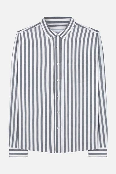 Ami striped shirt