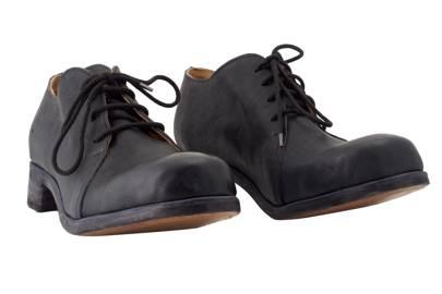 "Janardana Derby Shoe ""Black"" by Vathir"