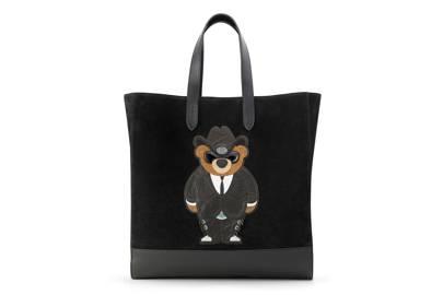 Ralph Lauren Purple Label 'Western Bear' tote bag