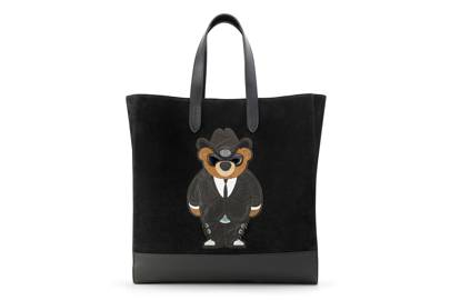 Ralph Lauren Purple Label 'Western Bear' tote bag