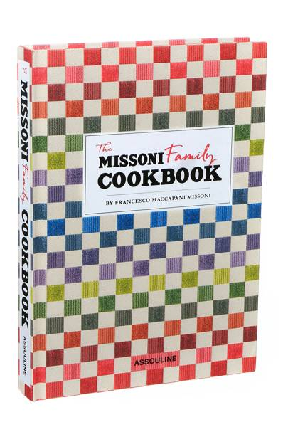 Cookbook by Missoni