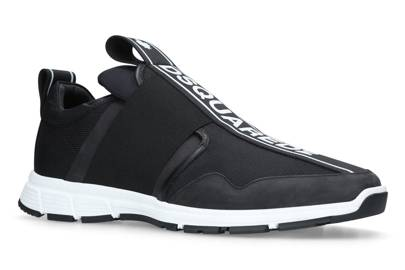 Tape Logo trainers by Dsquared2
