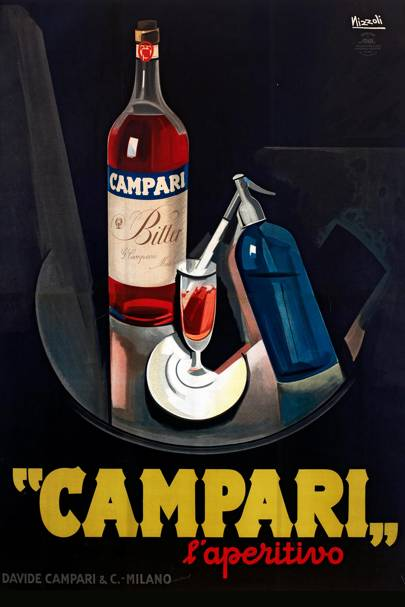 Ongoing: The Art of Campari at Estorick Collection