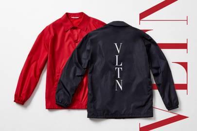 Coach jackets