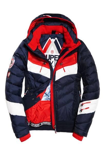 Superdry 'Scuba Carve' ski jacket