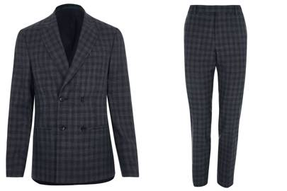 Double breasted suit by River Island