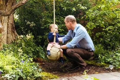 Prince William's Chelsea Flower Show lewk was weekend dad dressing at its finest