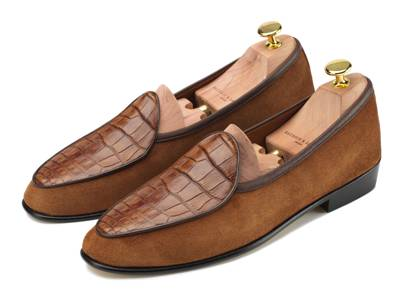Loafers by Baudoin & Lange