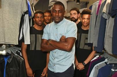21. Idris Elba