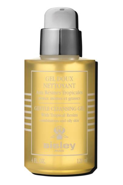 Best New Cleanser: Gentle Cleansing Gel by Sisley