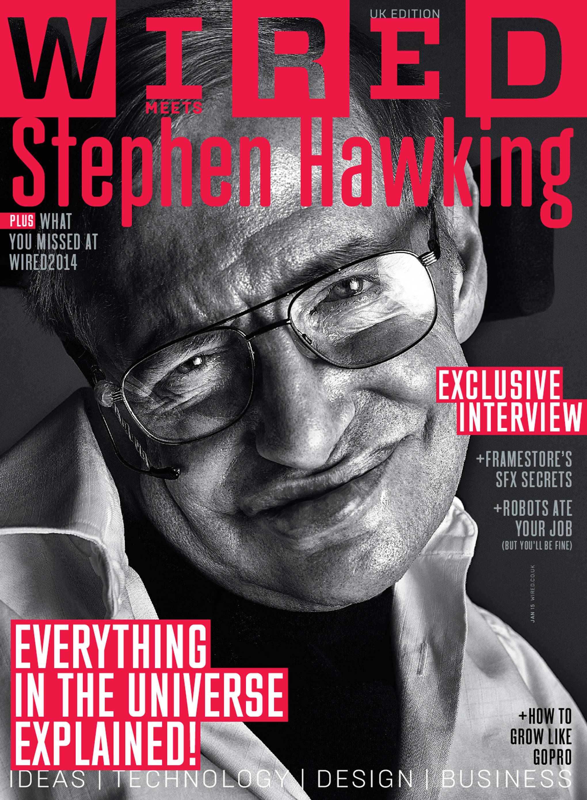 Stephen Hawking on black holes and why he\'d be a good Bond villain ...