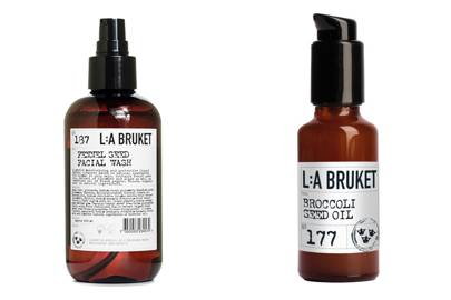 Skincare by LA Bruket