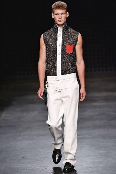 7b6350bef80 Xander Zhou Spring/Summer 2019 Menswear show report | British GQ