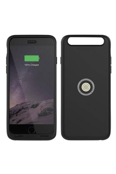 Wireless charging bundle for iPhone 7 by Stacked