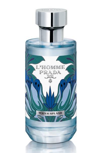 Prada L'Homme Prada Water Splash
