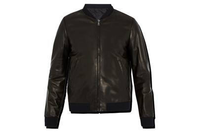 How to restore a white leather jacket