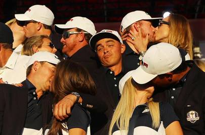 2016 Ryder Cup – Singles Matches
