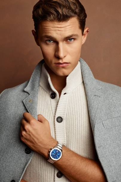 Watch: Piaget Polo S. Jacket and gilet, Brunello Cucinelli