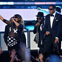 2009: M.I.A., Lil Wayne, and Jay-Z