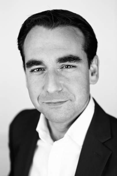 Business & technology: Oli Barrett