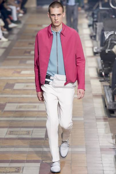 Anything as long as it's pink - Lanvin