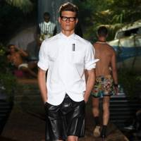 Warm weather leather - DSquared2