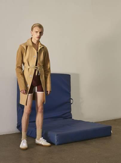 SS18: Tie waist jackets